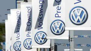 this chart shows volkswagen u0027s u0027generous u0027 payout for your polluting