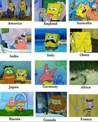 Spongebob Funny Meme - pin by lauren cachera on spongebob squarepants pinterest