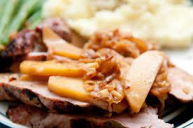 cuisiner cote de porc recette facile de côtelettes de porc aux pommes
