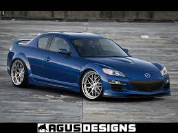 mazda rx8 project 20b headed for completion at rip mazda rx8