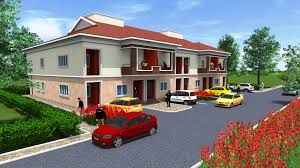 3 bedroom terrace duplex u2013 9th mile housing estate properties for