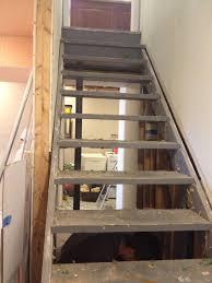 Basement Steps Building Stairs Maibe We U0027re Crazy