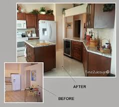 kitchen kitchen before and after before and after kitchen