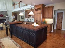 wood top kitchen island black kitchen island gen4congress