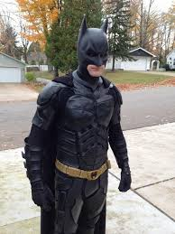 Halloween Knight Costume Dark Knights 6 Steps Pictures