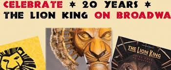 bww previews celebrate 20 lion king broadway