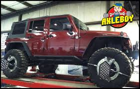 jeep lifted st louis 4wd u0026 lifted jeep wheel alignment performance