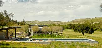 spring ranch modern californian retreat strikes a balance