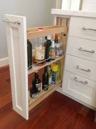 Pots And Pans Cabinet Rack Kitchen Pull Out Spice Rack For Deliver More Goods To You