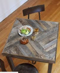 Diy Wood Dining Table Top by Best 25 Reclaimed Wood Tables Ideas On Pinterest Reclaimed Wood