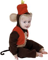 Baby Tiger Halloween Costume Fez Monkey Costume Family Friendly Costumes Kids Halloween
