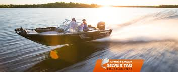 fishing and pontoon boat sales crestliner silver tag sales event