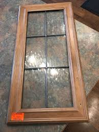 white leaded glass kitchen cabinets how to decorate a glass cabinet door transformed into faux