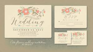 read more flowers wedding invitation wedding invitations