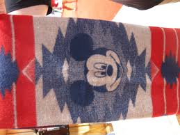 Mickey Mouse Flag Mickey Mouse Pendleton Blankets Coming Fall 2017 Powwows Com