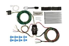 hopkins towing solutions 55999 universal towed vehicle wiring kit