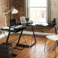Reversible L Shaped Desk V Shaped Desk Small Corner Desk For Bedroom Computer Tables For