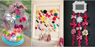 organize hair accessories how to organize hair accessories storage solutions for bows and