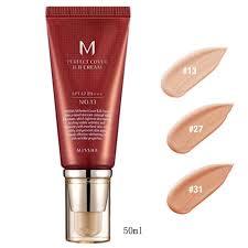 best bb in korea best korea cosmetics missha m cover bb 50ml spf42 pa