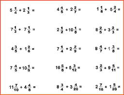 adding fractions with unlike denominators adding fractions with unlike denominators worksheet adding