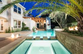 Landscaping Around Pool Zodiac Blog Tips For Landscaping Around An Inground Pool
