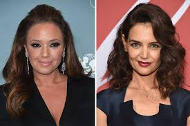 leah remini says that scientology statement from katie holmes