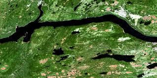 gander gander nf free satellite image map 002d15 at 1 50 000