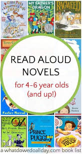 2nd grade books to read read aloud chapter books for 4 and 5 and 6 year olds reading