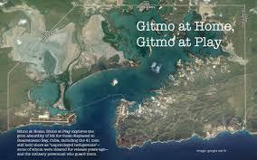 Guantanamo Bay Map Debi Cornwall 1 Gitmo At Home Gitmo At Play 1
