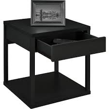 Black Side Table Cool Black Side Table With Black Side Table Transitional Side