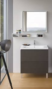 l cube mirror by duravit design christian werner