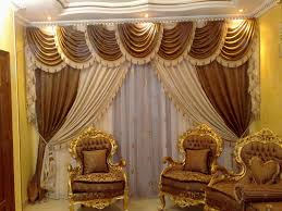 elegance sheer gold curtain voile scarf panels stylemasteration