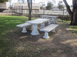 Benches In Park - swartland ward 8 mapio net