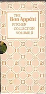 bon appetit kitchen collection bon appetit kitchen collection the volume ii two 2 complete