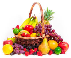 basket of fruits basket of overflowing fruits fruit powered