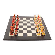 art chess by olivia pilling