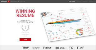 Resume Builder Lifehacker Make Your Resume Cv Stand Out With These Online Tools