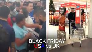 wwe black friday sale black friday has begun first shoppers through the doors in uk but