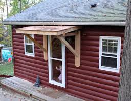 Wooden Window Awnings Diy Wood Awning Plans Coordinated15wcq
