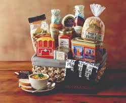 san francisco gift baskets celebrating san francisco with harry david and a food gal