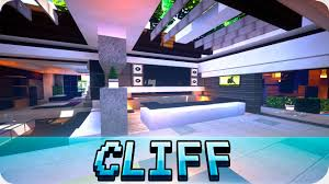 minecraft modern cliffside house design cinematic map minecraft modern cliffside house design cinematic map download