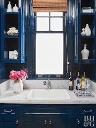should i use high gloss paint on kitchen cabinets high gloss paint looks we better homes gardens