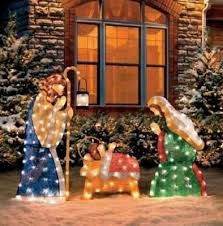 Lighted Yard Decorations 289 Best