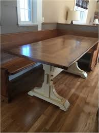 appealing pedestal farmhouse table and farmhouse fpudining