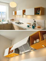 the kitchen designer kitchen design idea hide the range hood contemporist