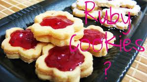 german christmas ruby jam cookies recipe 德式草莓果醬餅乾的做法