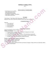 Sample Resume Of Cpa by Resume For A Certified Public Accountant Cpa Susan Ireland Resumes