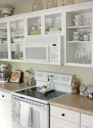 remove kitchen cabinet doors for open shelving painted furniture ideas how to convert cabinets to open