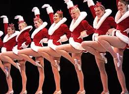 jae ha radio city rockettes