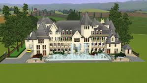 gatsby mansion mod the sims gatsby s house of lights